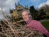 Bert onderhoudt met vrijwilligers de kasteeltuin in Neerijnen: 'De pompoenenmarkt is een jaarlijks fenomeen'