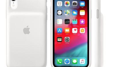 Apple brengt accuhoes uit voor iPhone XR en XS voor 149 euro