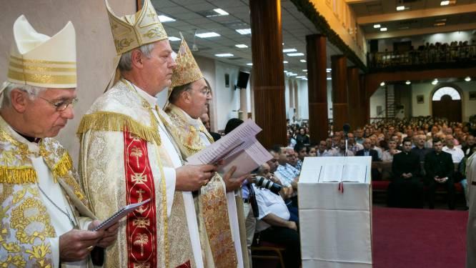 Bisschoppen geven slachtoffers van seksueel misbruik in Kerk Nationale erkenningsdag
