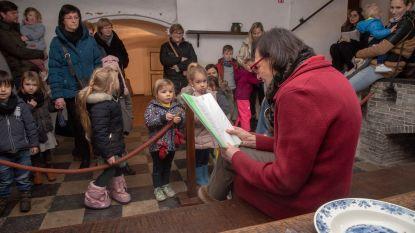 Succesvolle Kinderpoëzieroute door het Kasteel van Laarne