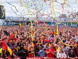 """Dan toch EK-fandorp in Antwerpen vanaf 2 juli: """"Ook met 2.500 bezoekers kunnen we er een spetterend feest van maken"""""""