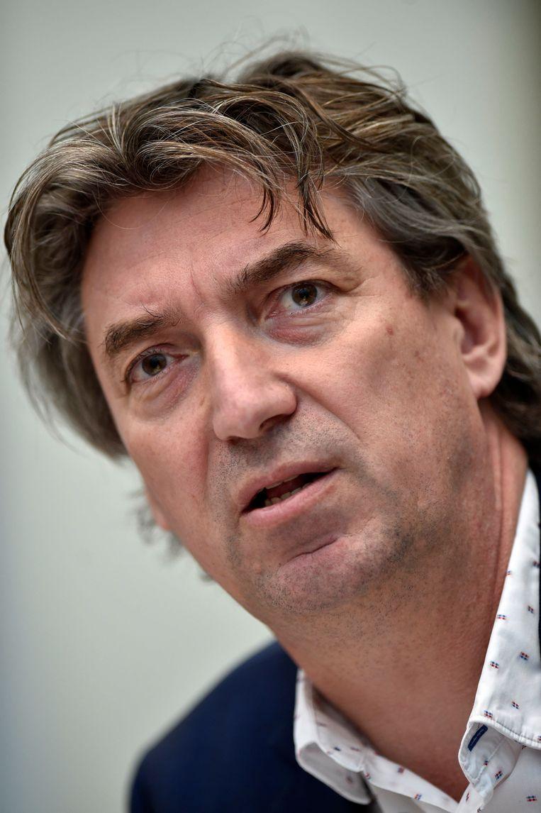 Peter Vanvelthoven. Beeld Photo News