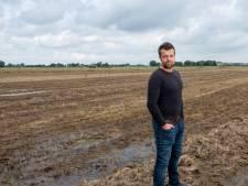 De dijkdoorbraak maakte het land van boer Jacob uit Hattem tot een woestijn: 'Nog dramatischer dan verwacht'