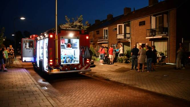 Brand in meterkast van woning in Tholen