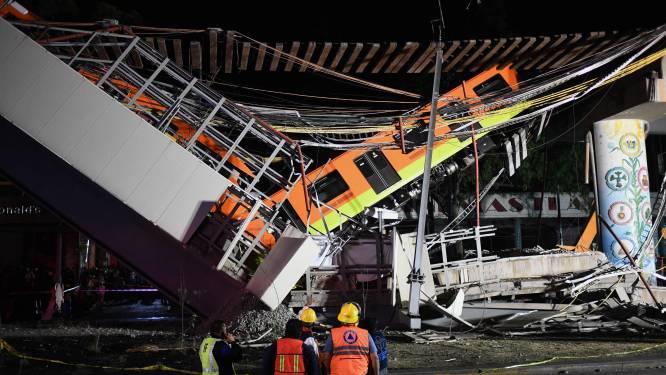 Metroramp Mexico door fouten in constructie
