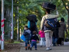 Meer asielzoekers naar tentenkamp Heumensoord