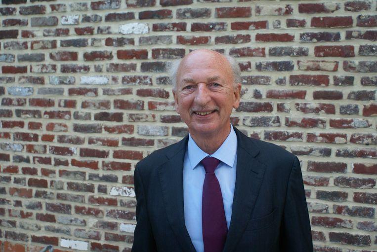 Dirk Frimout (75) is nu op pensioen, maar heeft nog de handen vol.