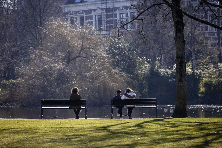 Volgens Johnas van Lammeren zitten Amsterdammers helemaal niet te wachten op meer festivals. Beeld ANP