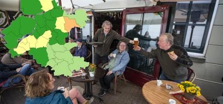KAART | Heineken, Grolsch of toch Hertog Jan? Dit is hét terrasbier in de regio