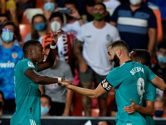 Real Madrid gaat in slot winnen bij Valencia, Eden Hazard beleeft totale ommekeer vanop de bank