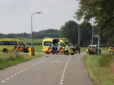 Deelnemer wordt onwel tijdens race op Luttenbergring, slachtoffer met spoed naar het ziekenhuis