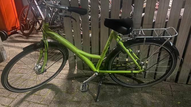 Overlastgevers in 's-Gravenpolder laten fiets achter tijdens vlucht voor de politie