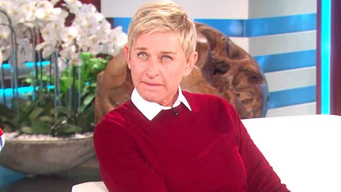 """Nu producenten 'The Ellen Show' ook beschuldigd worden van seksueel wangedrag: """"Ze kan niet zomaar stoppen met programma"""""""