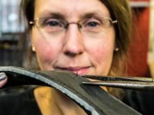 'Staalnaalden van veegmachine' zorgen voor lekke banden in fietsstad Enschede