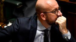 Kamer wil regeerverklaring en vertrouwensstemming, premier Michel weigert voorlopig