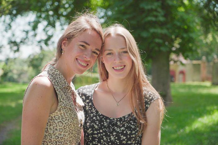 Stephanie Blankart e Ilona Blankart