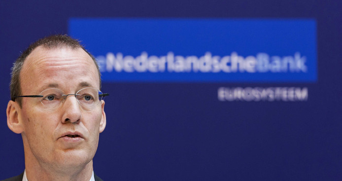 President Klaas Knot van De Nederlandsche Bank. Sinds 1980 heeft DNB slechts zes maal een bankvergunning verleend. De voorwaarden zijn sinds de financiële crisis van 2008 alleen maar strenger geworden.
