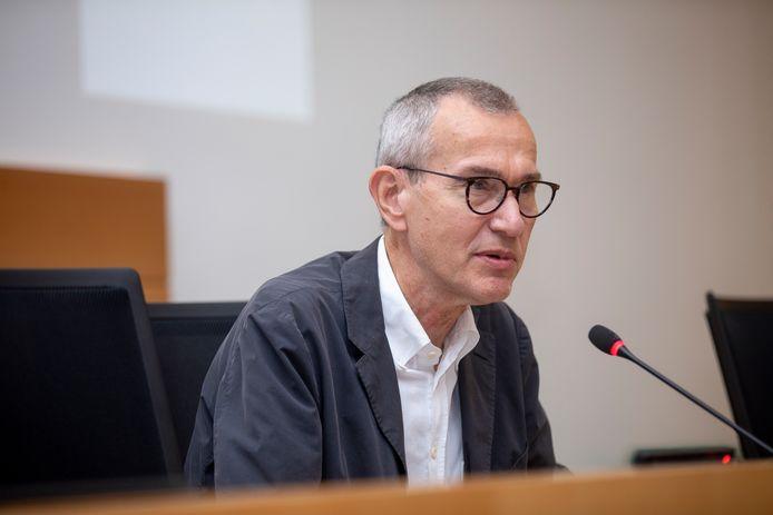 Minister van Volksgezondheid Frank Vandenbroucke.