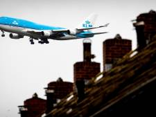 Gouda eist meetnetwerk vliegtuiglawaai in brief aan minister