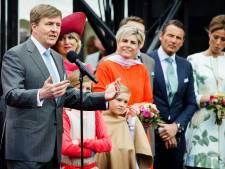 Koninklijk bezoek aan Dordrecht zit erop