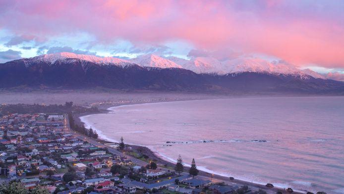 Kaikoura en Nouvelle-Zélande