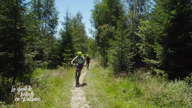 """Faites le plein d'activités en Haute Ardenne avec """"La Grande Balade"""""""