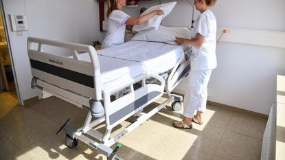 92 nieuwe ziekenhuisbedden voor AZL, oude naar Syrië