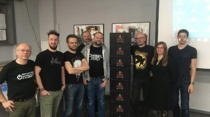 RTF wint zevende Trapkwist van oudercomité Trapstraat