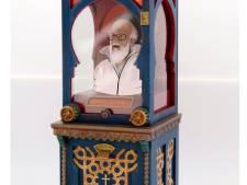 Spreuken van Arnol Kox uit een 'jukebox': het idee is er, nu nog de uitwerking en de centen