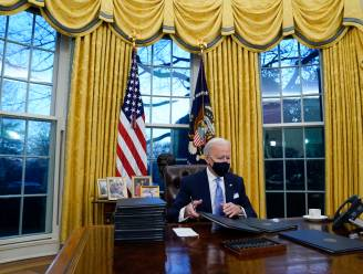 President Biden schiet meteen in actie: VS volgen klimaatakkoord Parijs weer en worden opnieuw lid van WHO