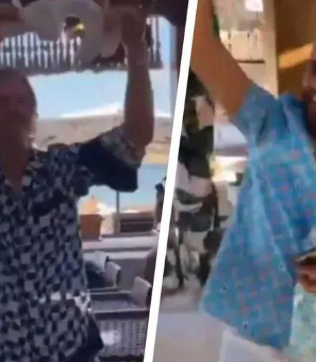 """Haaland et Marhez font la fête ensemble à Mykonos et alimentent les rumeurs: """"Ça sent la future attaque de City"""""""