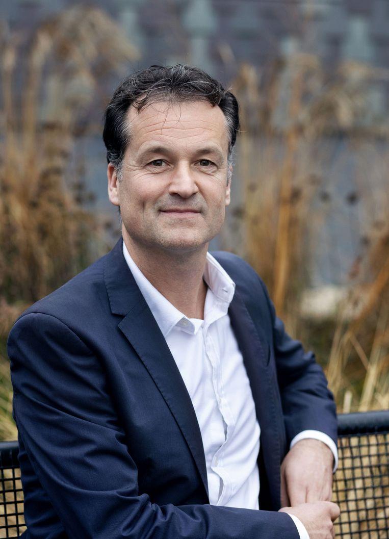 Dijkgraaf Jeroen Haan Beeld