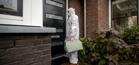 In huis is de plek waar het virus overspringt, maar of dat ook in Twente zo is?
