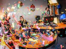 Radio DMG Deurne presenteert Carnaval Top 111; negen uur carnaval in studio én woonkamers