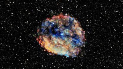 Rondtollende sterren bruikbaar als ruimte-gps