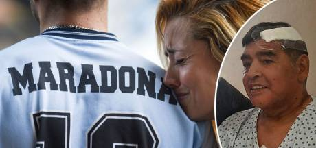 De laatste dagen van Diego Maradona: 'Hij was angstig, depressief en overstuur'
