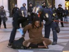 Occupy-kampement in Oakland ontruimd