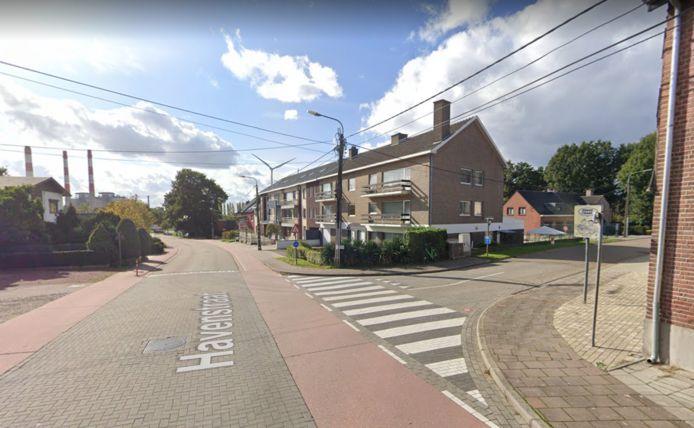 Het meisje liep weg in de buurt van Bosdel in Genk.