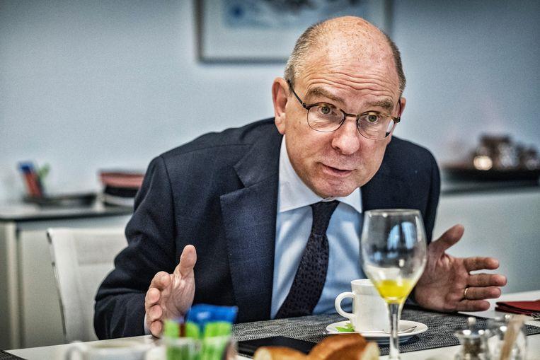 Minister van Justitie Koen Geens (CD&V). Beeld Tim Dirven