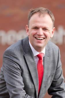 Burgemeester Christiaan van der Kamp van Bodegraven-Reeuwijk stapt op