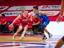 Twee wedstrijden schorsing in finale play-offs voor Miha Lapornik van Heroes Den Bosch