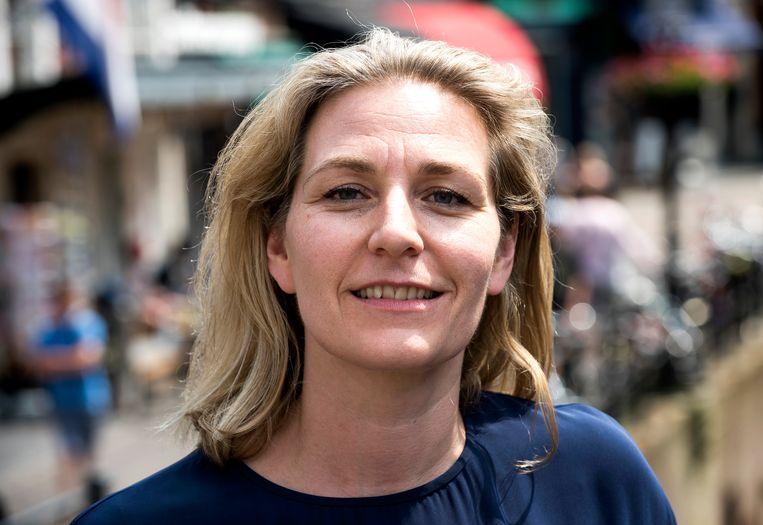 Anke Klein (D66), wethouder onderwijs in Utrecht. Beeld Marnix Schmidt