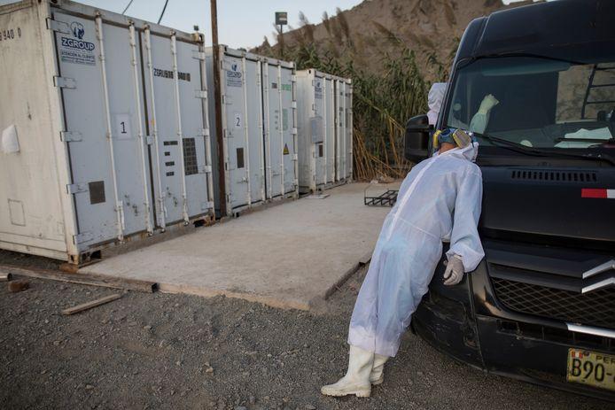 Au Venezuela aussi, la course aux enterrements épuise les fossoyeurs