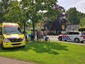 Oudere man wordt door auto geschept op oversteekplaats in Oisterwijk
