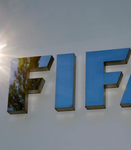 FIFA-top kiest door coronavirus voor conferencecall in plaats van reis