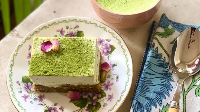 Van latte tot taart of een gezichtsmasker: 3 verrassende recepten met matcha