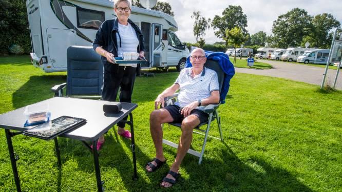 Camperen in Noordoost-Twente: 'We komen net terug van Auschwitz, erg indrukwekkend'