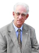 Gijs Schuurman, raadslid voor 50PLUS in de gemeenteraad van Hardenberg.