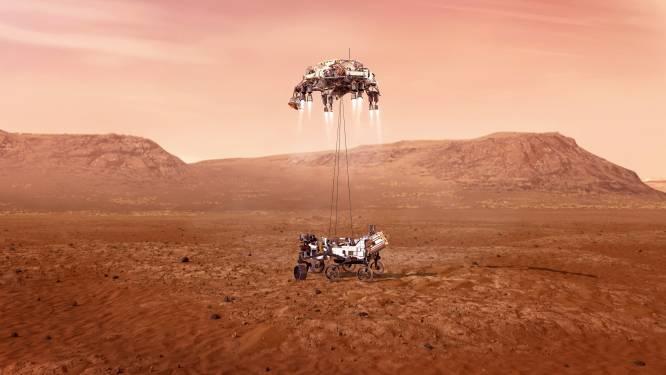 Drukte op Mars: liefst drie missies arriveren deze maand bij de rode planeet