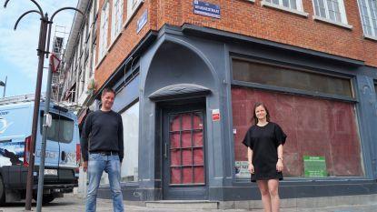 """Lieze van nieuw sfeer-en praatcafé Den Arend krijgt versterking van Jochen van Ter Halle: """"Hoe sneller we kunnen openen, hoe liever"""""""